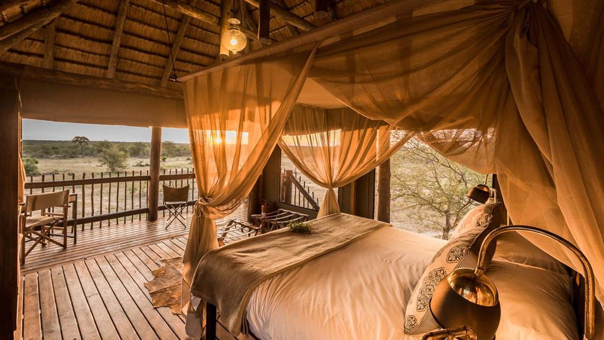Safari lodge nThambo Tree Camp 2