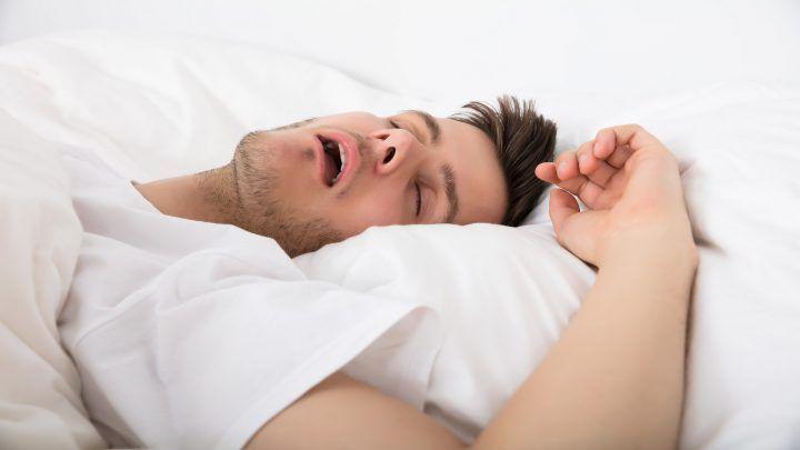 Waarom snurk je