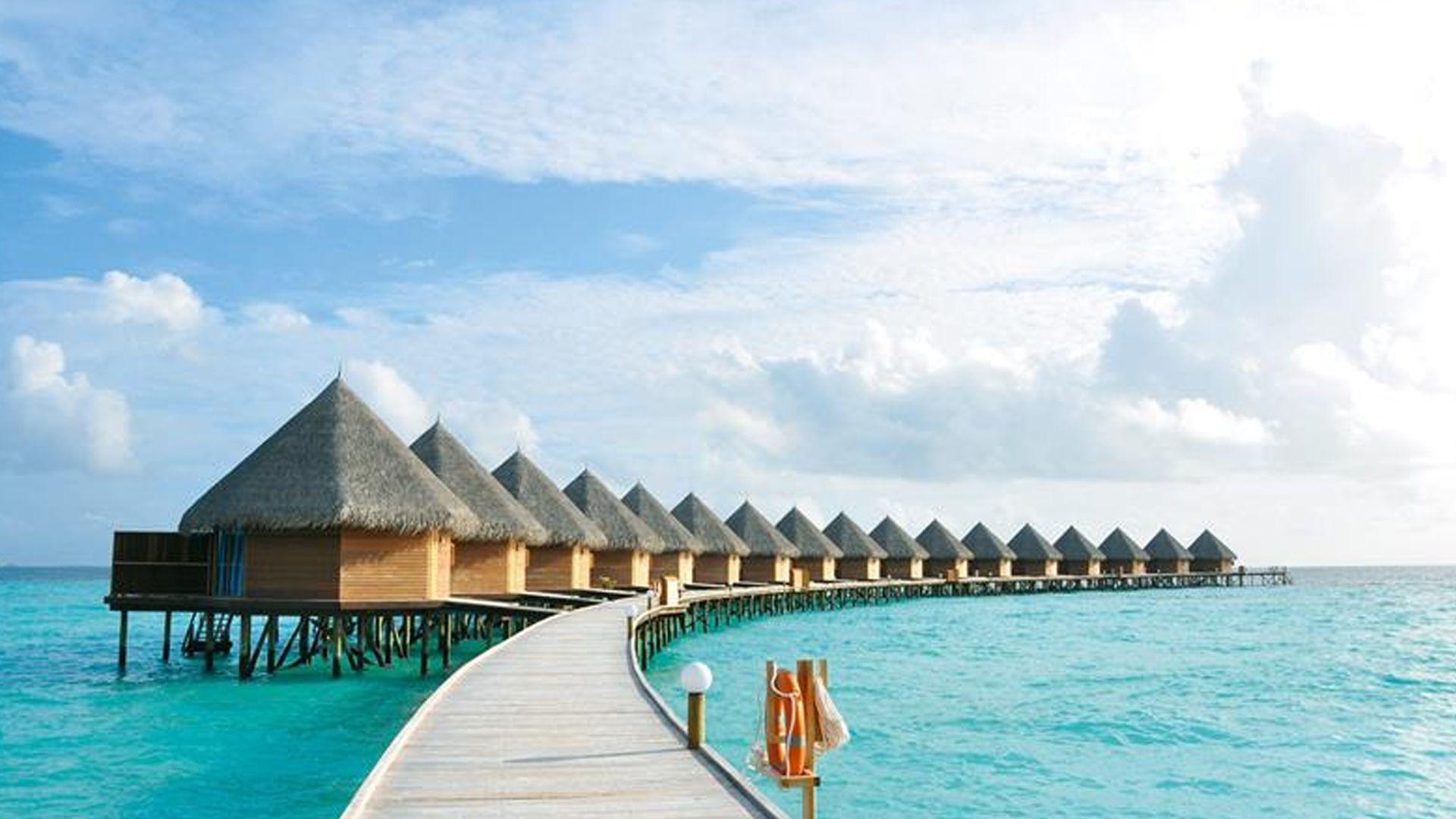 Waterbungalow Malediven Thulhagiri Island Resort
