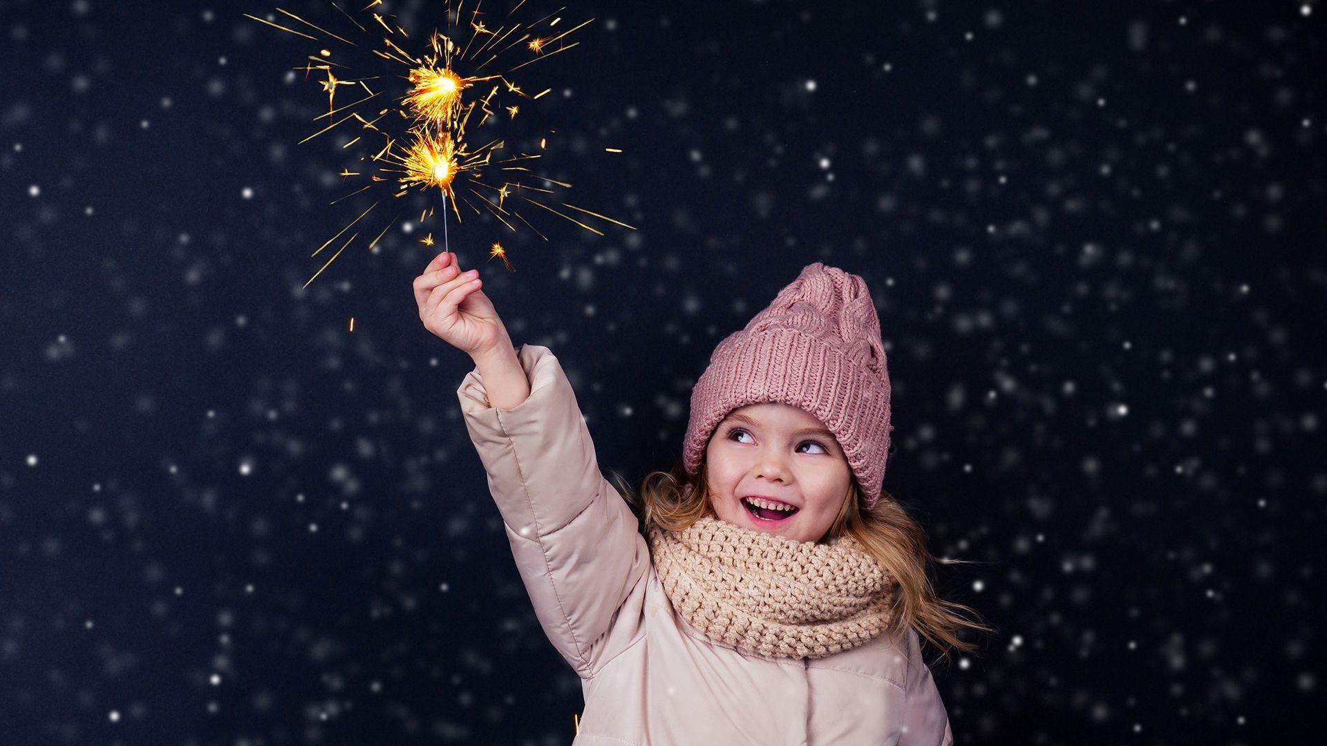 kinderen laat opblijven oudejaarsavond