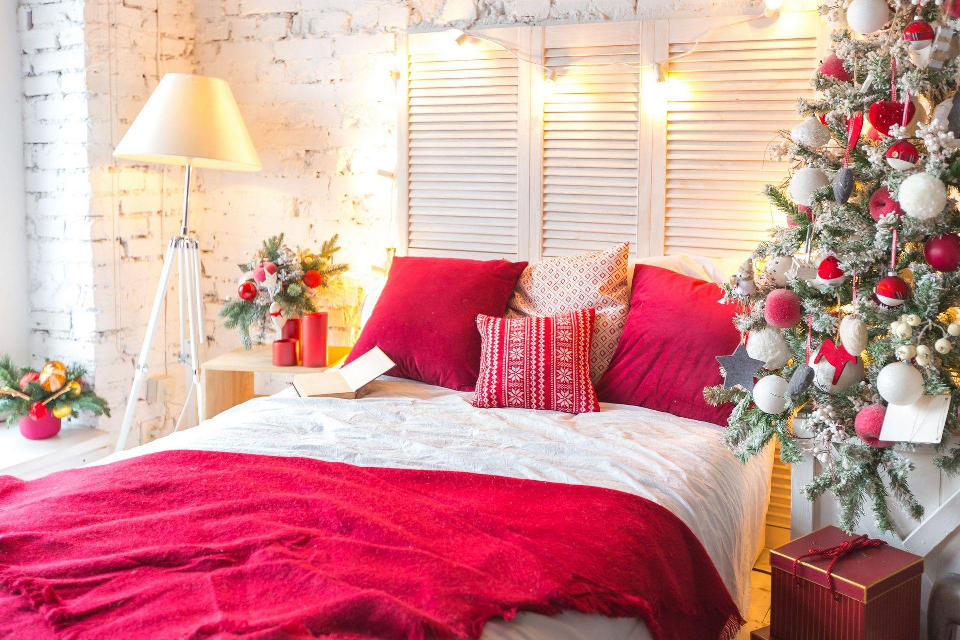 kerst slaapkamer - nooit meer kerststress