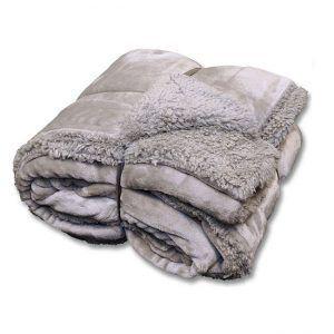 Unique Living Jonas fleece plaid