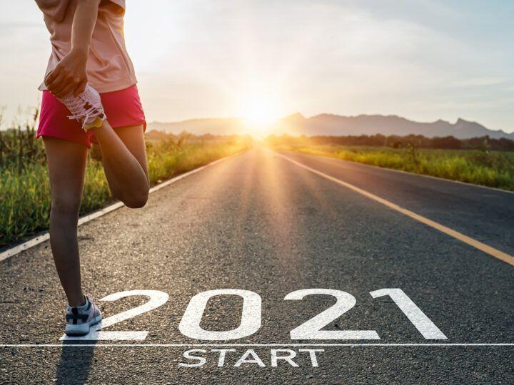 Voornemens 2021 Zo haal je dit jaar wél jouw goede voornemens