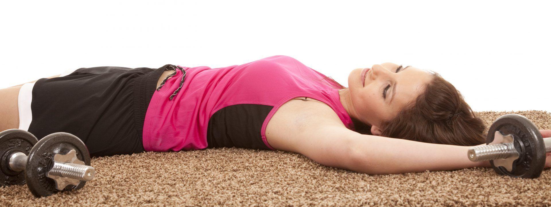 Calorieën verbranden in je slaap door spiermassa op te bouwen