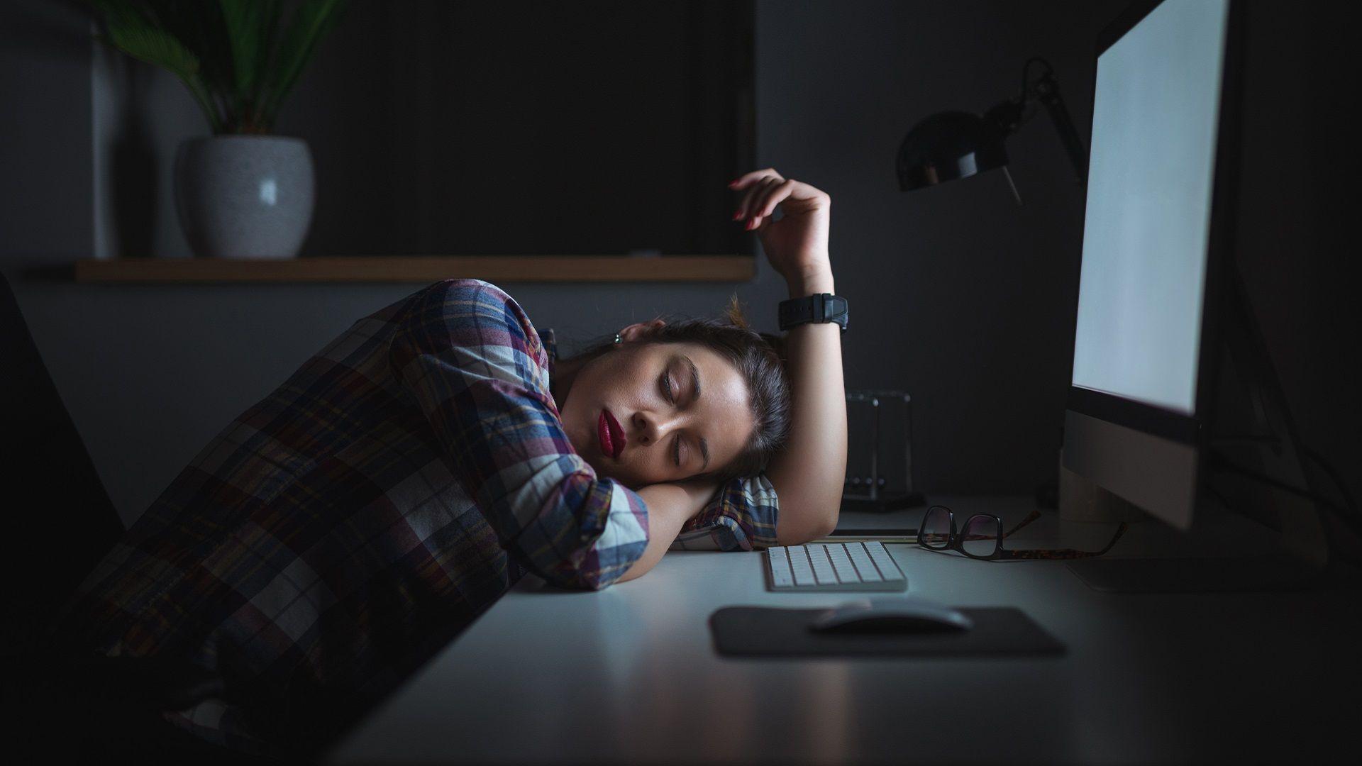 3 uur slaap met dutjes voldoende