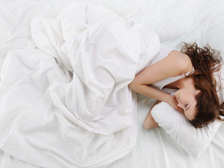 Slapen onder een dun lapje stof is niet fijn