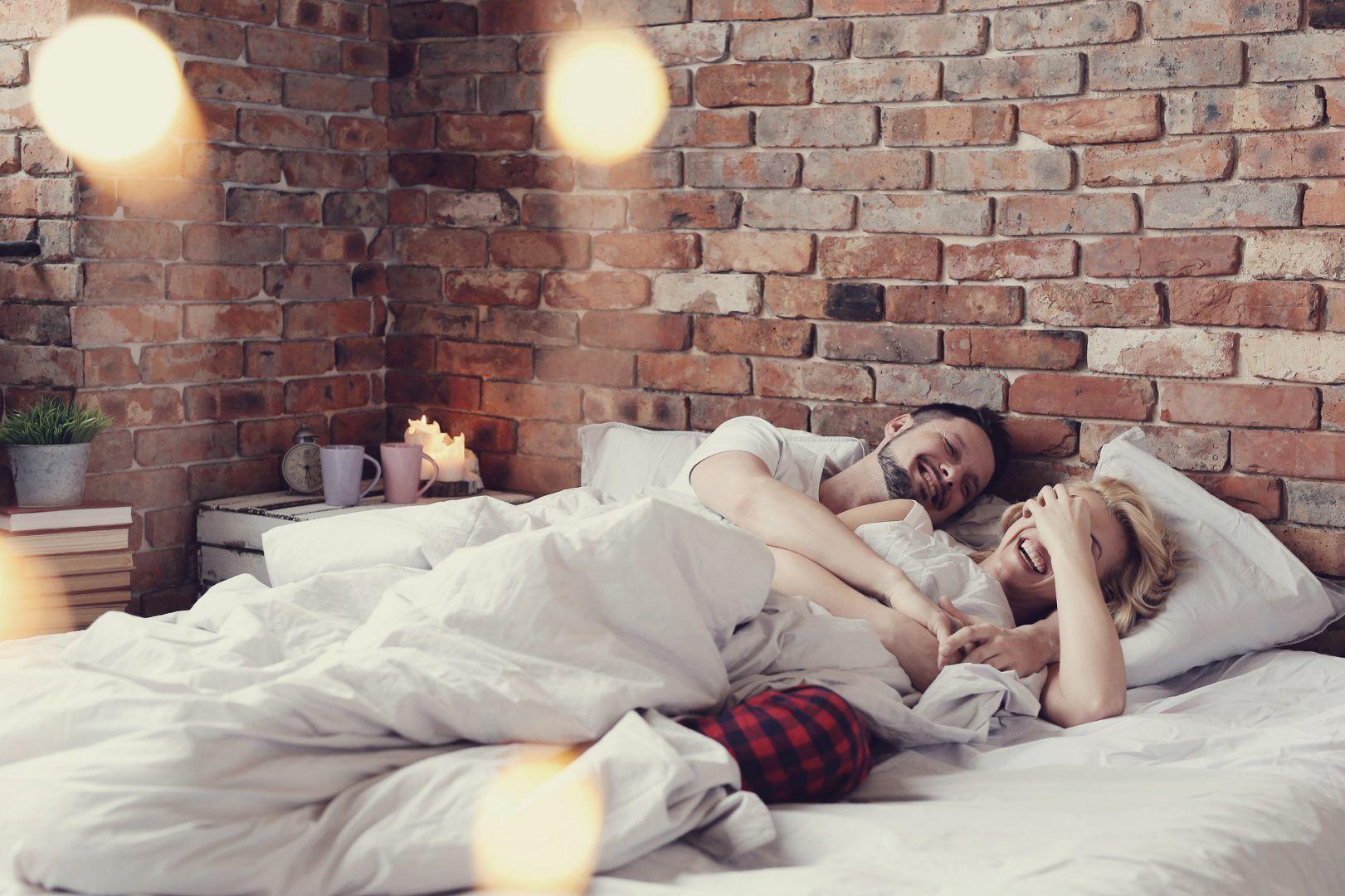 Als je veel beweegt in bed zal je dekbed er sneller uit floepen