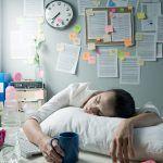 Invloed van thuiswerken op slaapritme