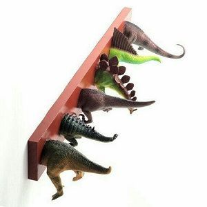 DIY Dino kapstok