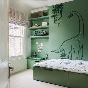 Dino slaapkamer