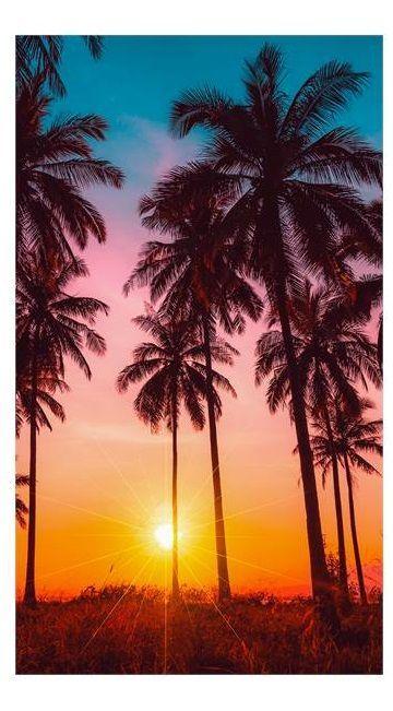 Good Morning Bora Bora strandlaken
