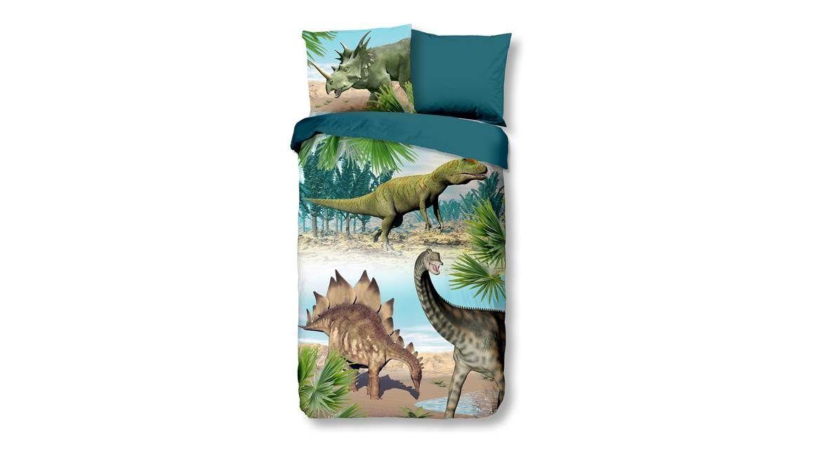 Good Morning Dino dekbedovertrek