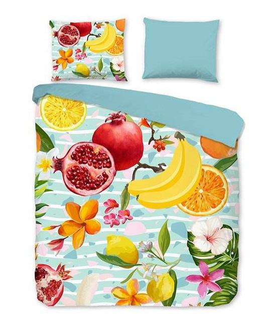 Good Morning Fruities dekbedovertrek