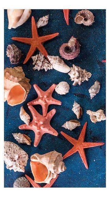 Good Morning Sea Star strandlaken