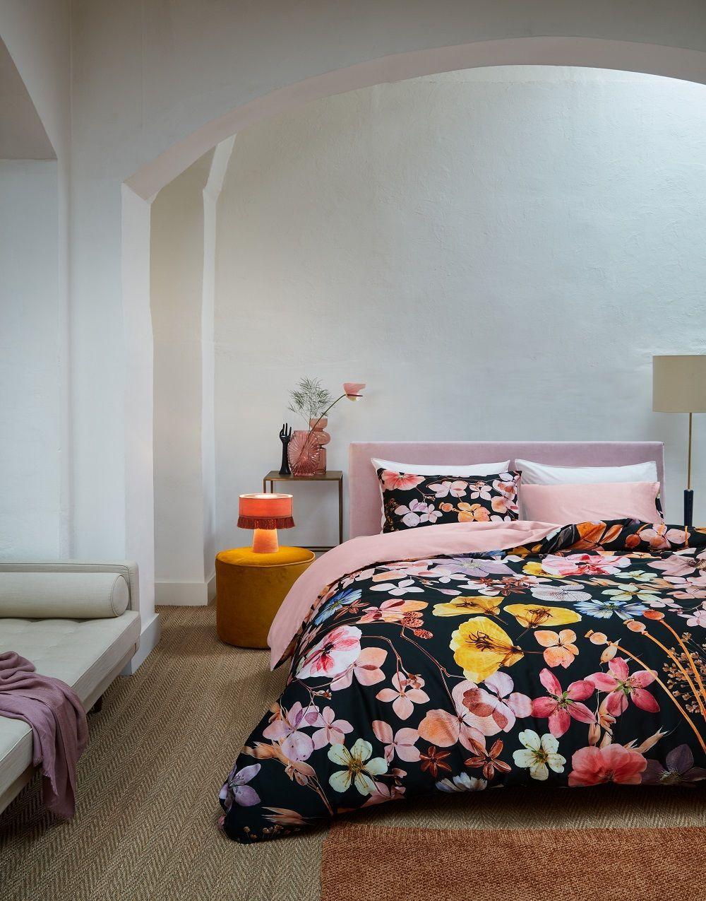 Beddinghouse Dried Flowers dekbedovertrek