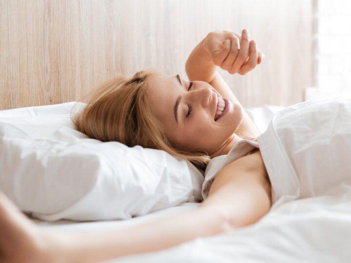 Beter slapen met basis bedlinnen van Cinderella - hoeslaken molton en kussensloop