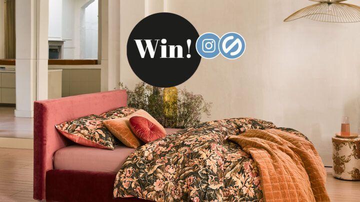 Slaapkamer make-over? Doe mee & win!