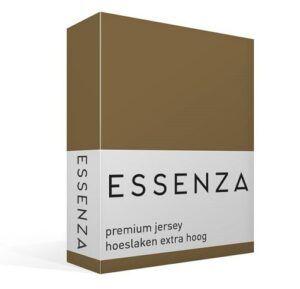 Essenza Premium jersey hoeslaken extra hoog
