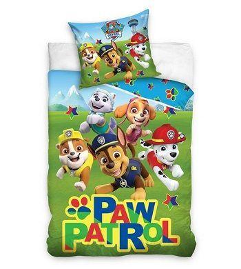 Paw Patrol dekbedovertrek
