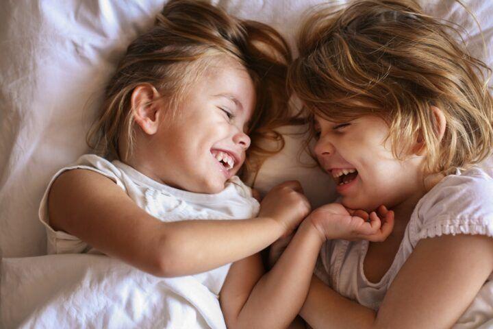 Twee kinderen op één slaapkamer