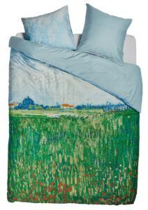 Beddinghouse Field with Poppies dekbedovertrek