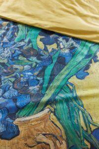 Beddinghouse Irises dekbedovertrek