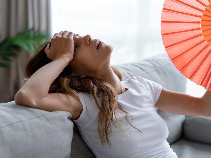 Waarom word je sneller moe als het warm is?