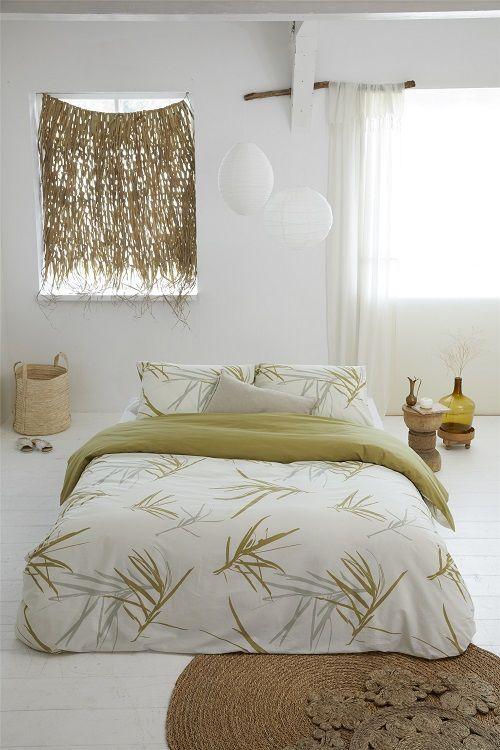 Walra Remade Bamboo Grasses dekbedovertrek