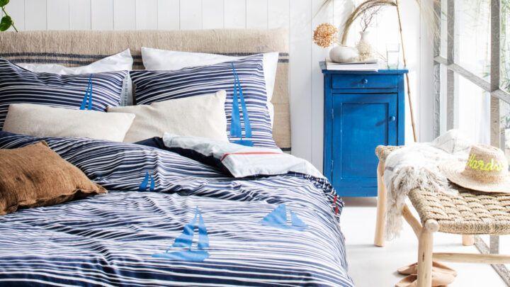 Cinderella: een slaapkamer in strand stijl