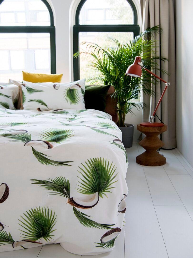 SNURK Coconuts dekbedovertrek