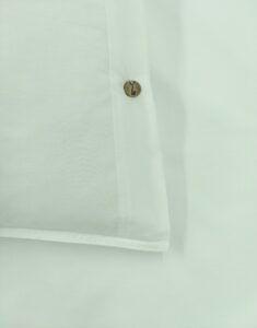 Yellow Percale dekbedovertrek