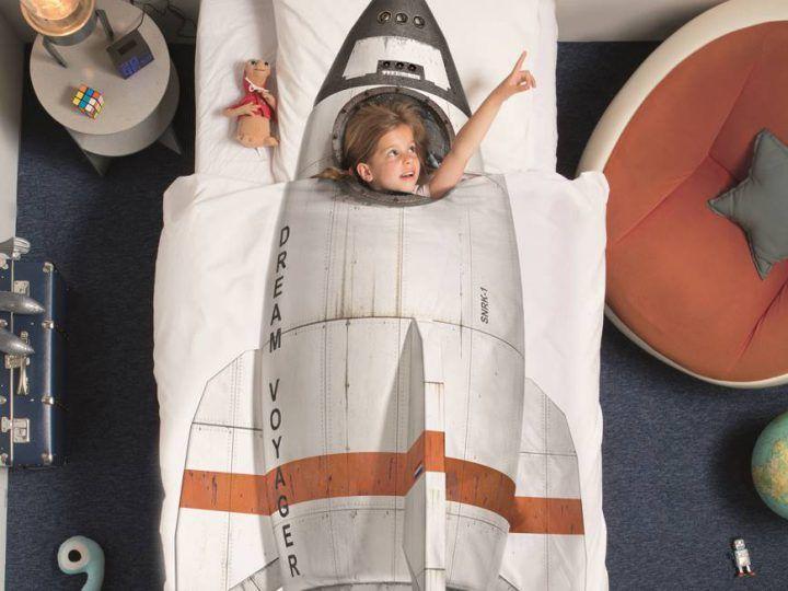 Ruimtevaart kamer