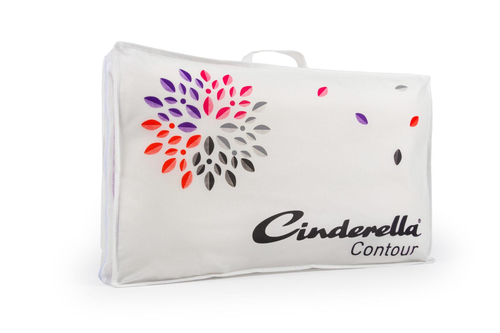Cinderella Contour Ballad latex medium hoofdkussen