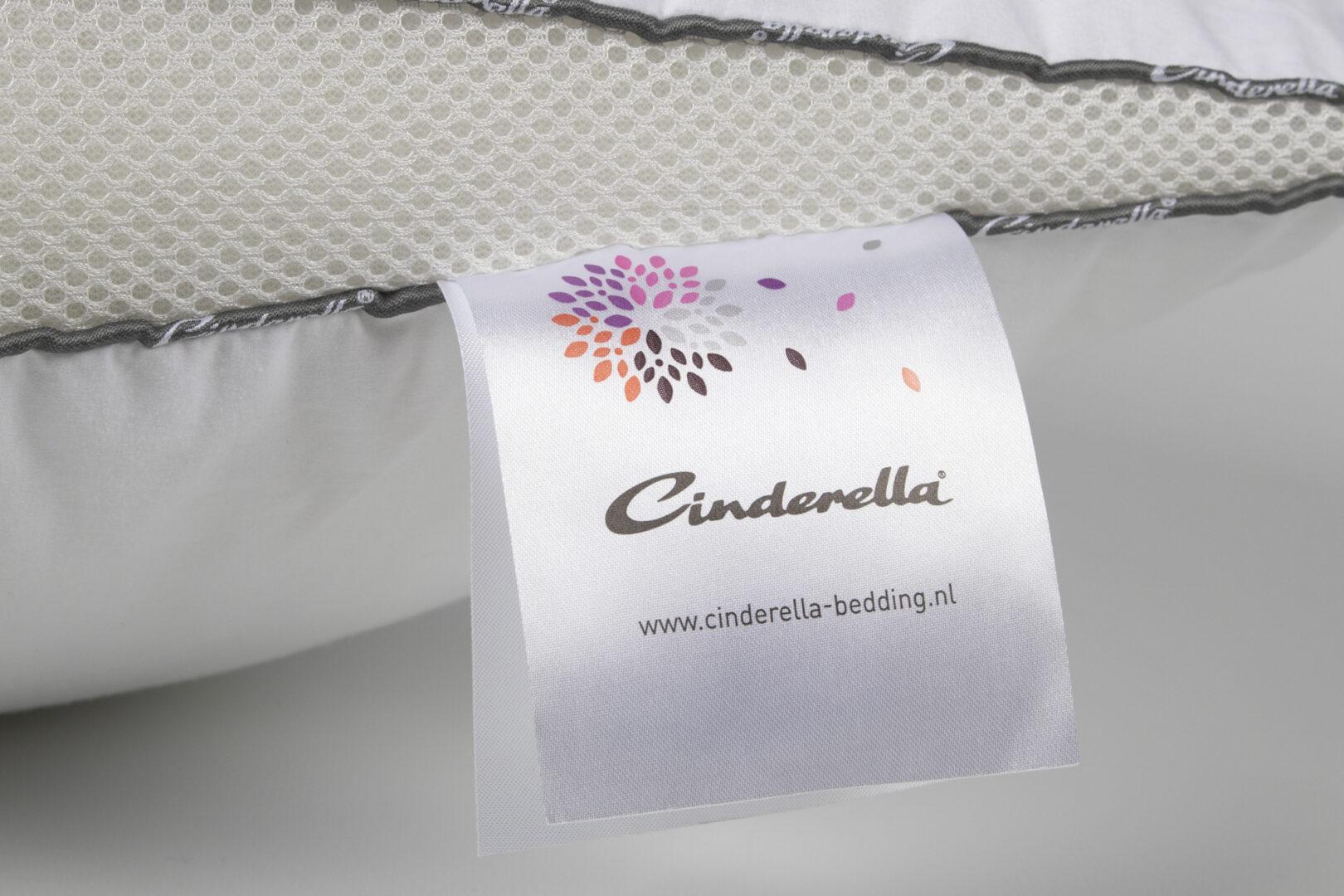 Cinderella Rondo synthetisch stevig hoofdkussen
