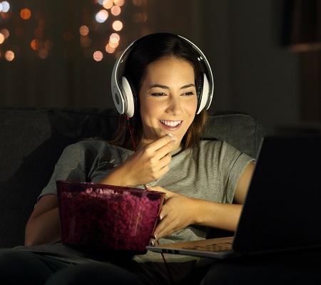 Te lang tv kijken verhoogt de kans op een slechte nacht