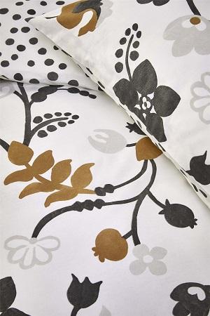 Walra Dots & Flowers dekbedovertrek